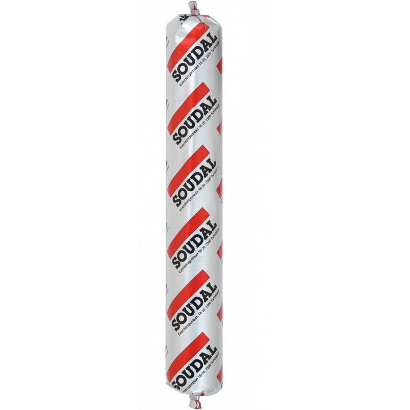 Didelio elastingumo hermetikas Soudal Soudaseal 240 FC