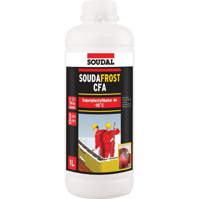 Superplastifikatorius Soudal SOUDAFROST CFA
