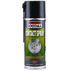 Elektros kontaktų valiklis Soudal CONTACT SPRAY