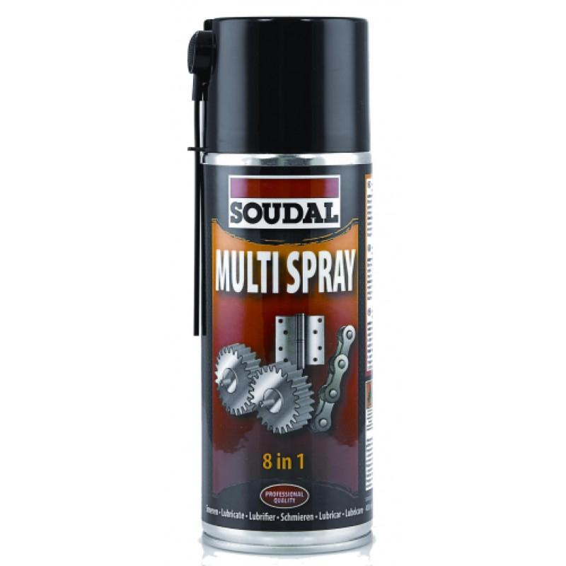 Daugiafunkcinis purškalas Soudal Multi Spray