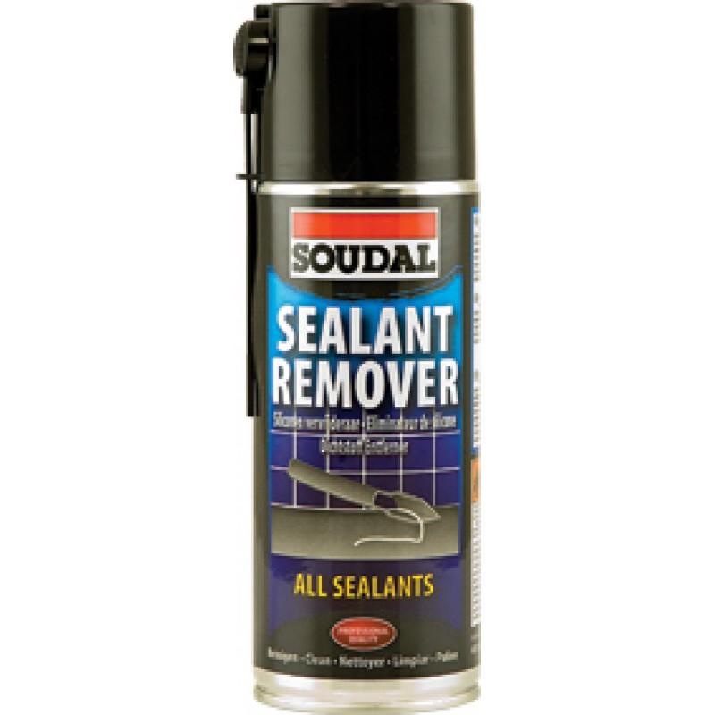Hermetikų šalinimo priemonė Soudal Sealant Remover