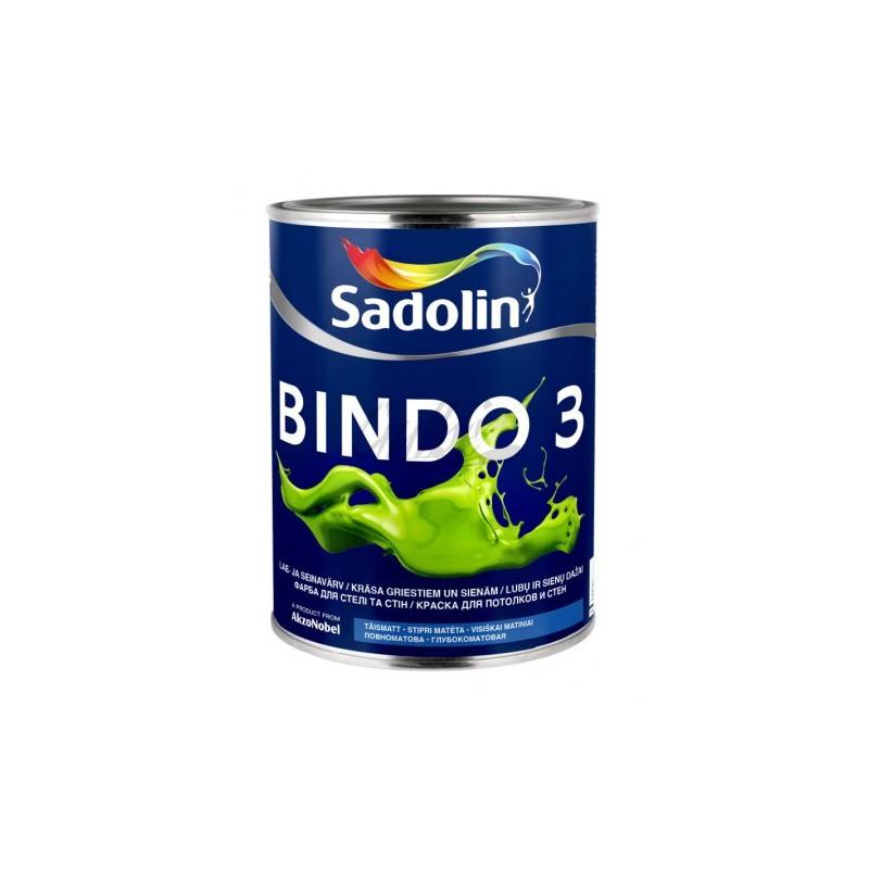 Sadolin Dažai BINDO 3 W0