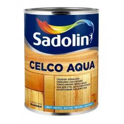 Matinis lakas Sadolin celco Aqua 1L.