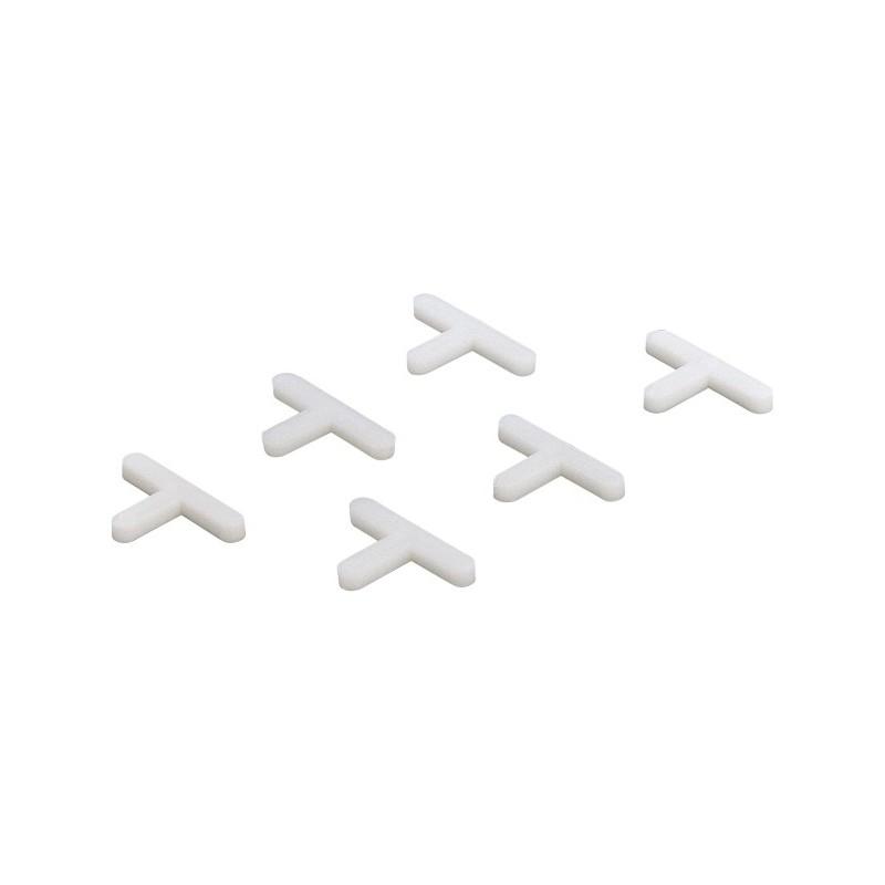 Kryžiukai glazūruotoms plytelėms T formos Triuso