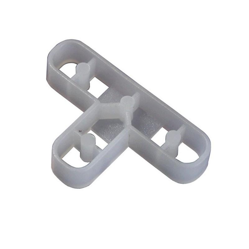 Kryžiukai plytelių tarpams, T formos, 10 mm (200 VNT.)