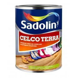 Grindų lakas Sadolin Celco Terra 2.5L.