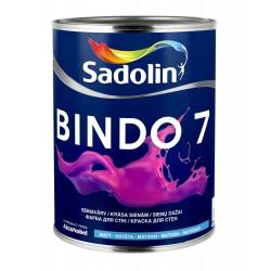 Dažai sienoms ir luboms Sadolin BINDO 7 W0 1 L.