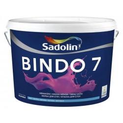 Dažai sienoms ir luboms Sadolin BINDO 7 W0 2.5 L.