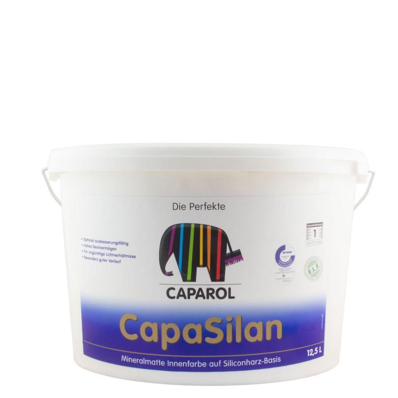 Vidaus dažai Caparol CapaSilan
