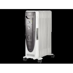 Tepalinis šildytuvas su ventiliatoriumi BOH/TB-09FH 9 sekcijų