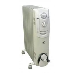 Tepalinis radiatorius 7 sekcijų. 2kw