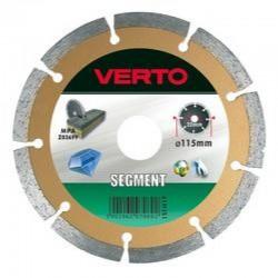 Deimantinis pjovimo diskas Verto