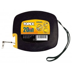 Ruletė Topex Premium line 30 m x 12.5 mm