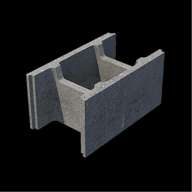 Fibo pamatinis blokas 200mm