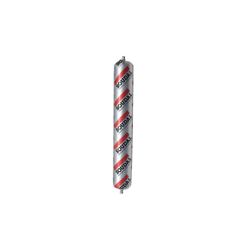 Soudal SILIRUB 2/S neutralus sanitarinis silikonas dešrelė