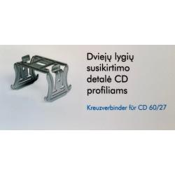 KNAUF KRYŽMINĖ JUNGTIS CD-09