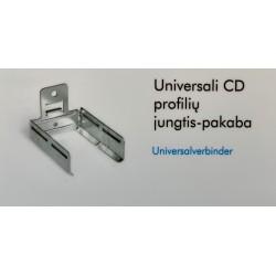 UNIVERSALI PROFILIŲ JUNGTIS CD-11