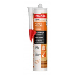 PENOSIL Gaps & Cracks elastingas akrilinis hermetikas baltas