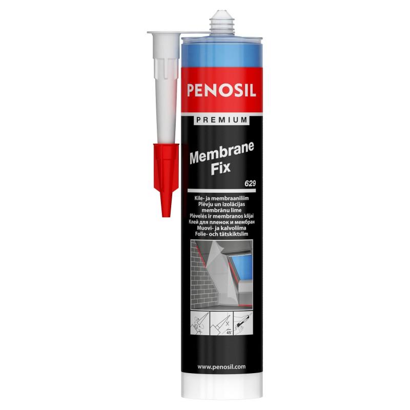 Izoliacinių plėvelių klijai PENOSIL Premium Membrane Fix 629