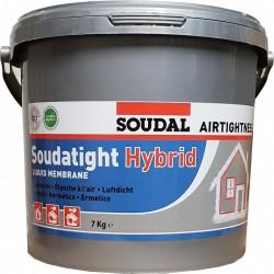 Soudal Hidroizoliacinė mastika itin stipri ir elastinga Soudatight Hybrid 6kg