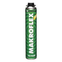 Aukštos kokybės montavimo, sandarinimo putos Makroflex Pro 750ml