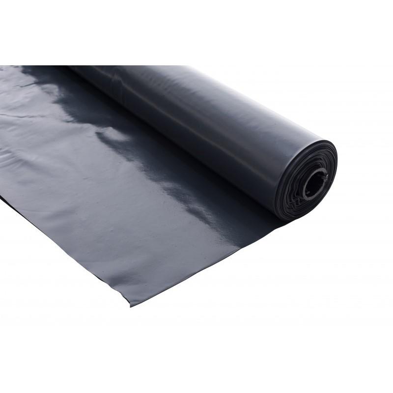 Juoda polietileno plėvelė 6x60m. (360m2)