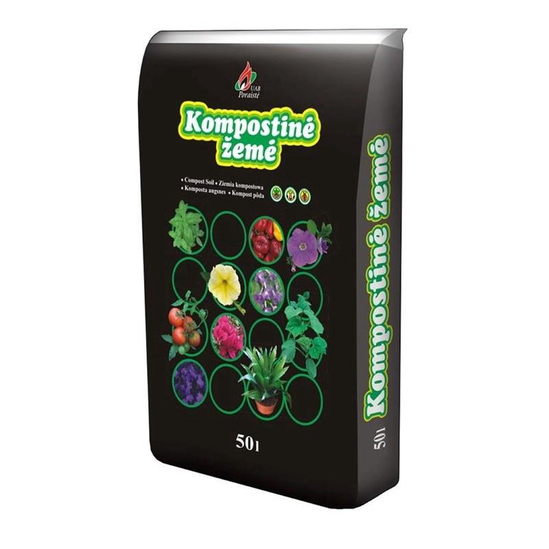Kompostinė žemė 80 L