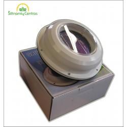Ventiliatorius naudojantis saulės energiją