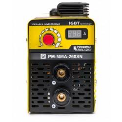 Inverterinis suvirinimo aparatas MMA-260SN