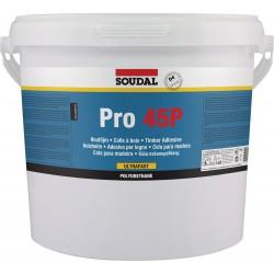 Greitai kiet. poliuretano klijai PRO 45P PU RAPID, 5kg