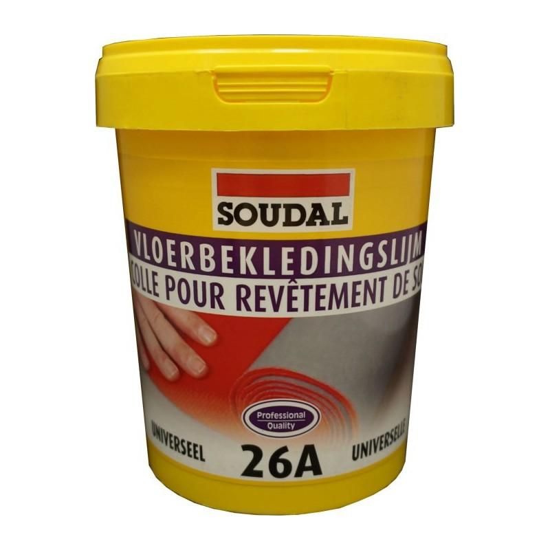 Grindų klijai SOUDAL 26A, 1kg
