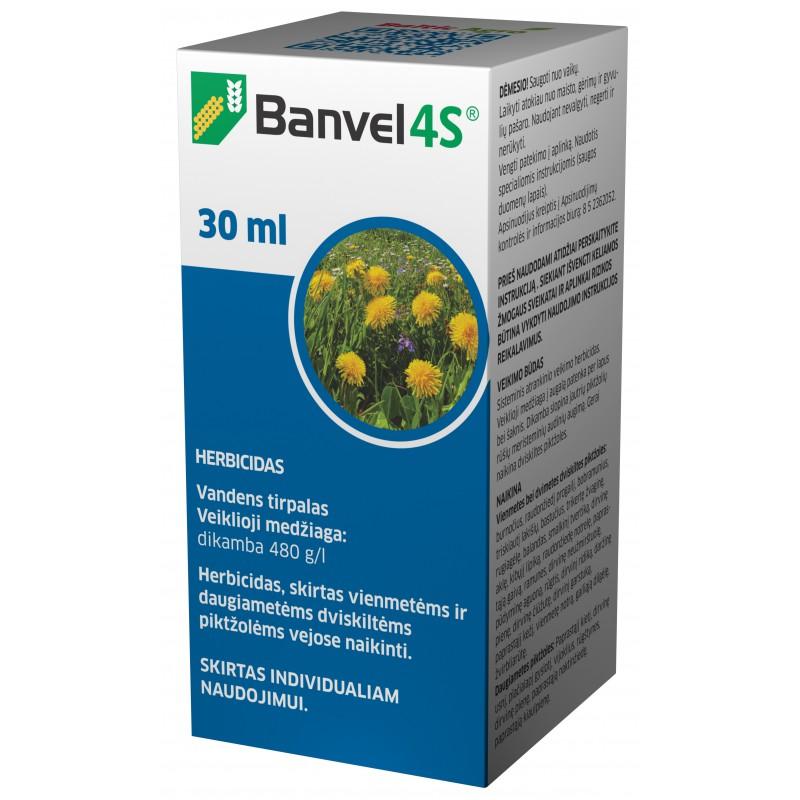 Banvel 4S 30 ml