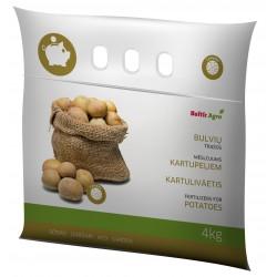 Trąšos bulvėms ir kitoms daržovėms 4 kg