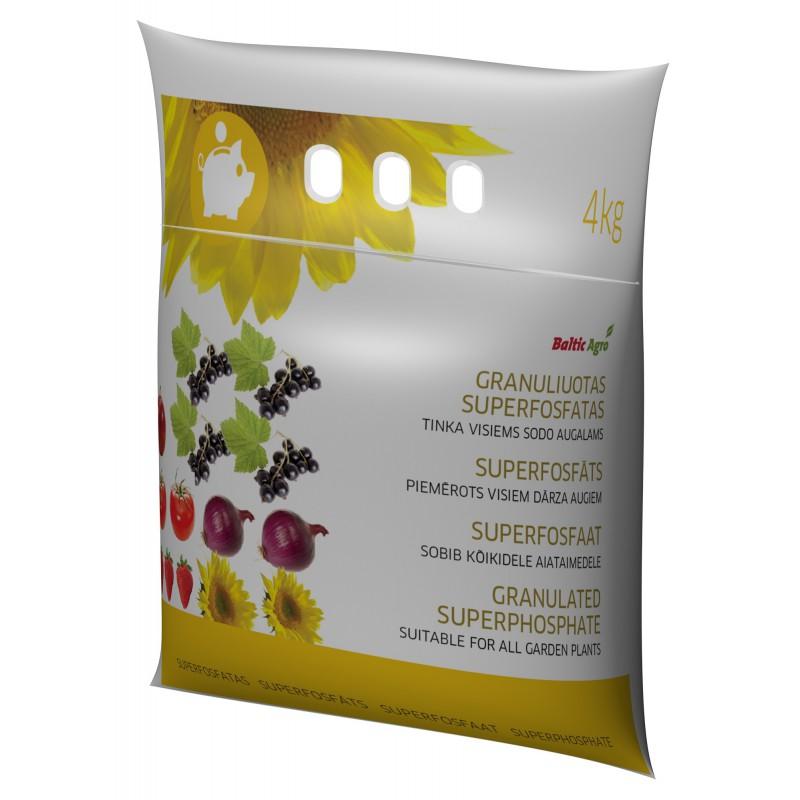 Granuliuotas superfosfatas 4 kg