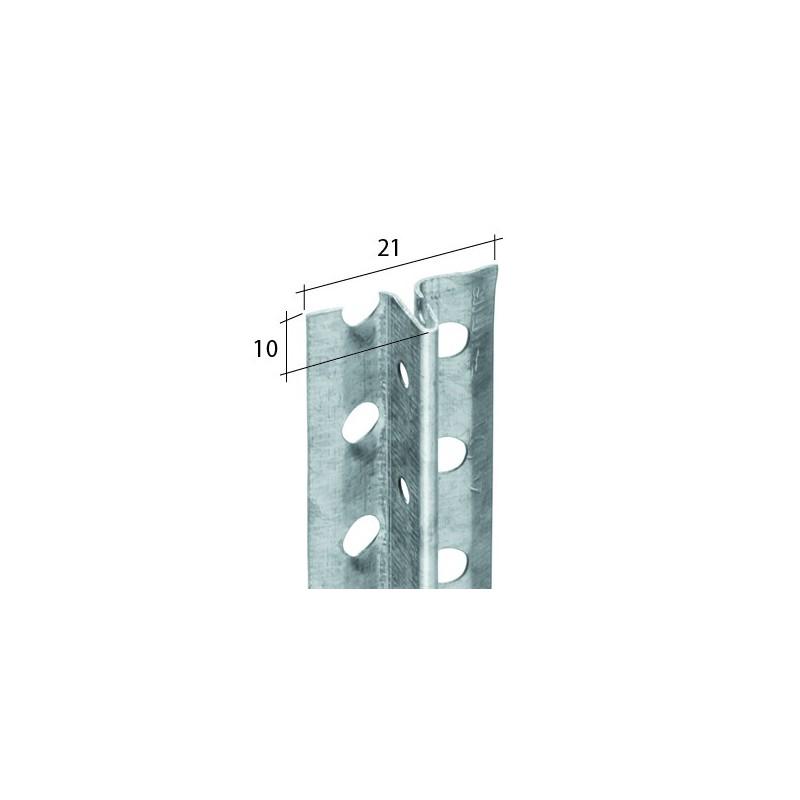 Profilis tinkavimui EJOT 4101 10mm 3m.