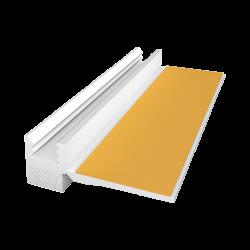 PVC deformacinis profilis EJOT 108 9mm