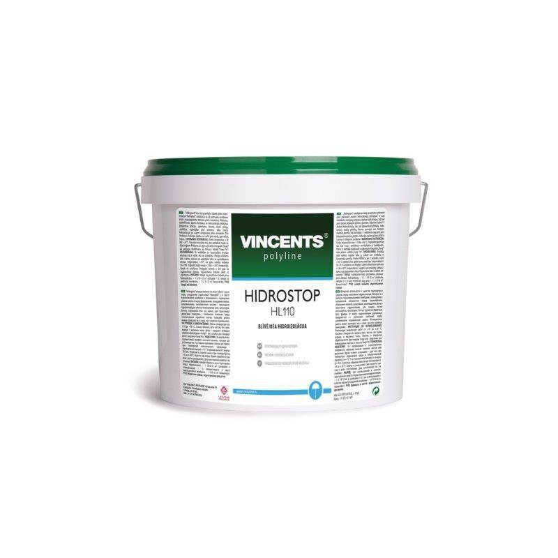 Hidroizoliaciija HIDROSTOP HL110 5 kg.