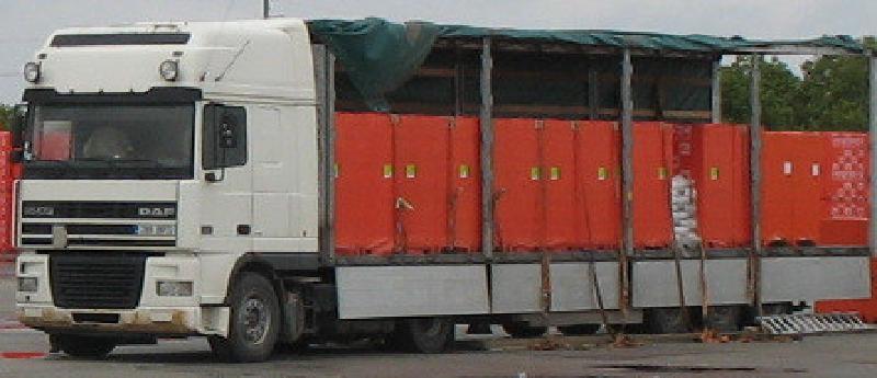 akyto betono blokų pristatymas ,transportavimas