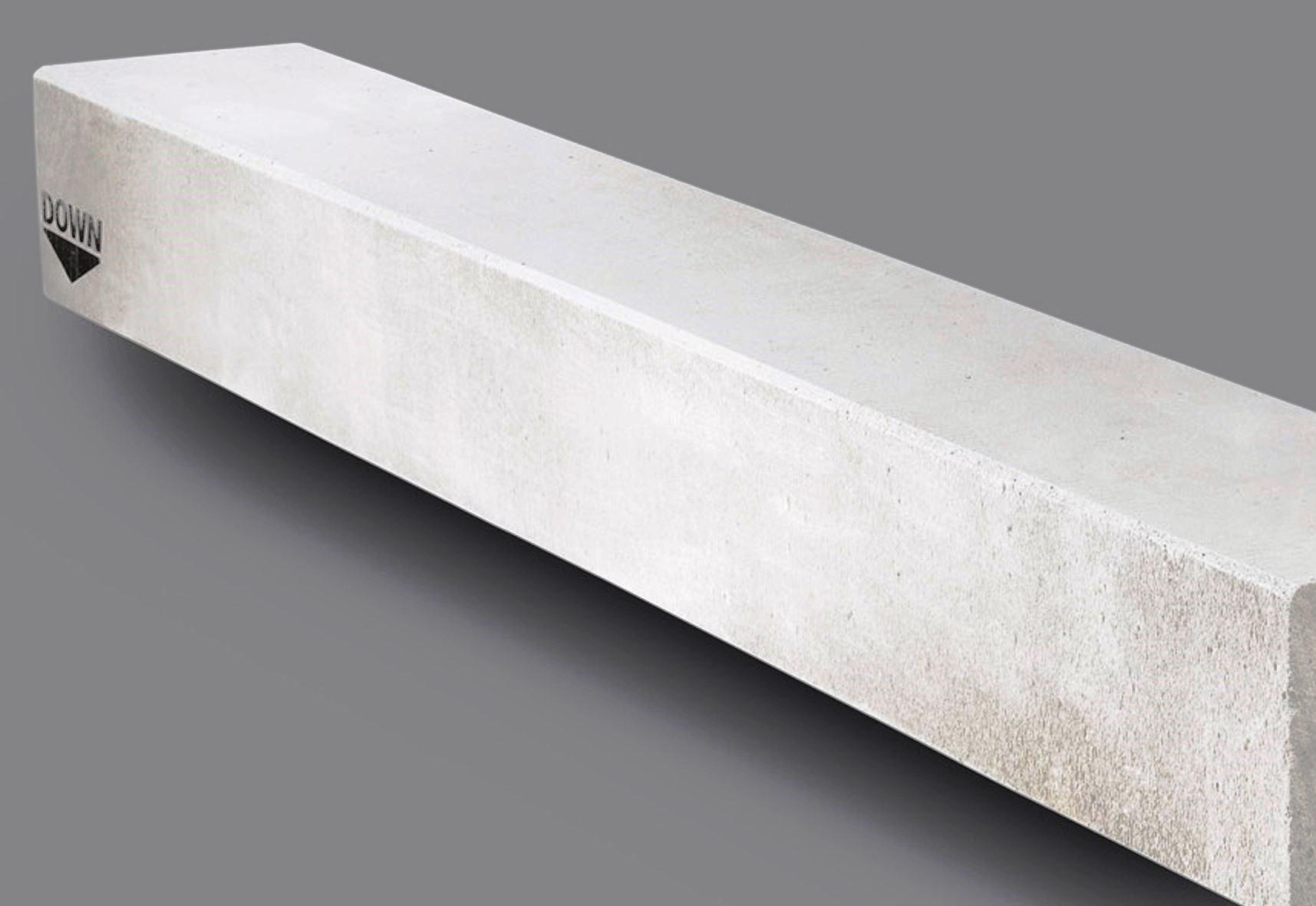 Bauroc akyto betono sarama ir jos žymėjimas